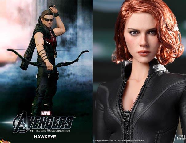 Hawk + Widow