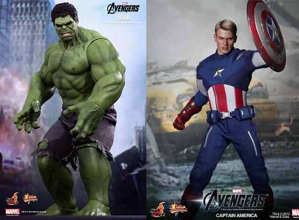 Hulk+Cap