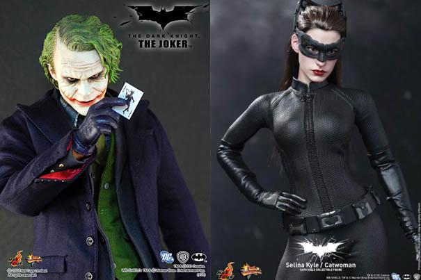 Joker + Cat