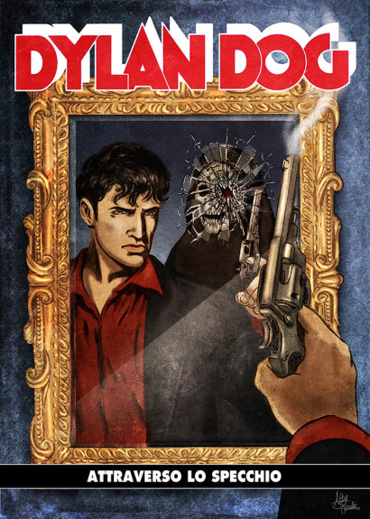 Dylan Dog - Cover Reloaded - Alex Dante